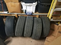 4 215/55/17 brand new tires Poinciana