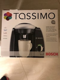 TASSIMO BOSCH NEW IN BOX Richmond, V6Y 1A5