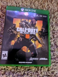 Call of Duty black ops 4 for Xbox one  Pittsburgh, 15210