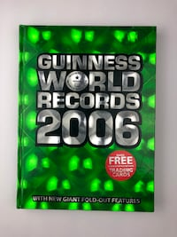 Guinness World Records 2006 + Guinness World Records: Deadly Disasters Oakville, L6M 5A9