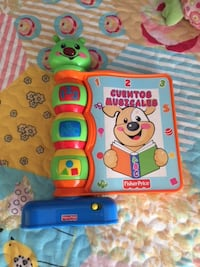 Fisher Price Cuentos Musicales Madrid