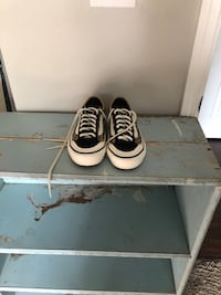 New limited edition womens marshmellow vans
