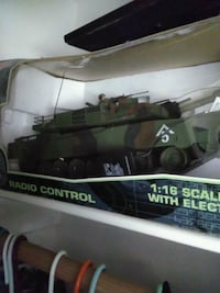 Never been open remote control us army tank Aransas Pass, 78336