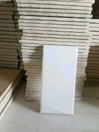 """Subway Tiles - 6"""" x 3"""" and 16"""" x 4"""" (45 sq ft)   Vancouver, V5Y 2J6"""