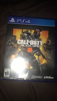 Call of duty black ops 4 (With warranaty) Albuquerque, 87121