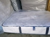 Brand new double mattress Delivery available