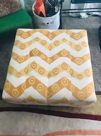 Very pretty very large table ottoman $100 Fort Worth, 76040