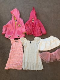 Girls children 2t clothes lot Georgetown, L7G 6M7