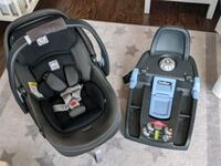 Peg Perego carseat excellent condition Toronto, M6S 5B5
