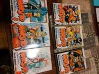 Naruto volumes 1-6 Arlington, 22205