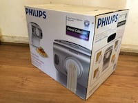 Philips Pasta Maker with 4 shaping discs, HR2357/05 多伦多, M6G 3T7
