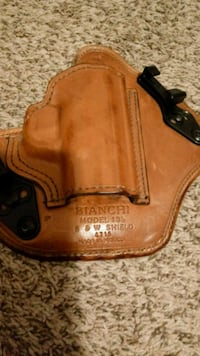 Bianchi model 135 smith and wesson shield iwb  Muncy Valley, 17758