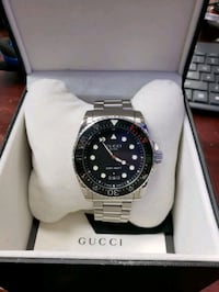 Gucci Dive Stainless Steel Watch Toronto