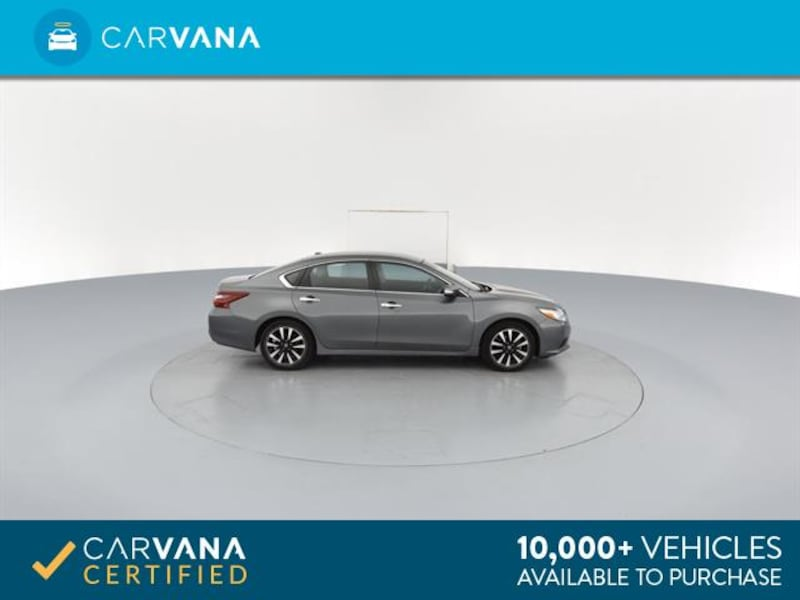 2018 *Nissan* *Altima* 2.5 SL Sedan 4D sedan Gray 9