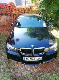 BMW - 3-Series - 2008 Freyming-Merlebach, 57800
