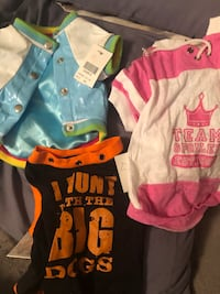 baby's assorted-color onesie lot Oshawa, L1J 0A5