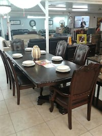Dining set table  Houston, 77041