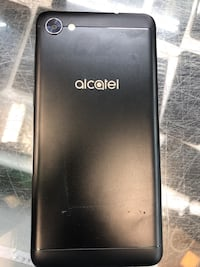 Alcatel A5 LED with 16 GB of internal storage in black colour Toronto, M9V 2X6