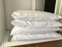 King Size Pillows with Protection Cover Vancouver