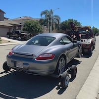 Towing Antioch