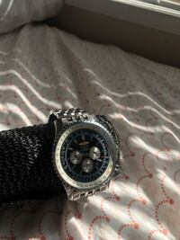 Men's chronograph watch Langley, V2Y 1A7