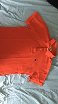 Polo lacoste homme orange taille 2 slim fit Claye Souilly