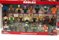 Roblox Ultimate Collector's Set Series 1 Edison, 08820
