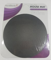 FREE: Brand new round Mouse pad