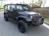 Jeep Wrangler Unlimited 2013 Chantilly