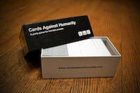 Cards Against Humanity Expansion 15 mi