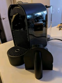 Nespresso U Coffee Machine - Black Used