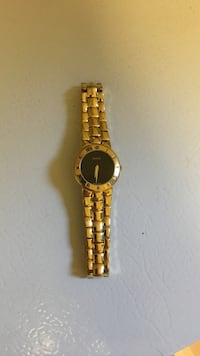 Ladies Gucci Gold Plated Watch