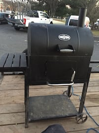 black Char-Broil gas grill Reston