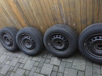 Winter tires + spare tire Ванкувер, V5P 1S3