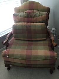 Custom upholstered chair  Ashburn, 20147