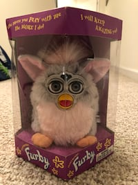 FURBY still in box never open