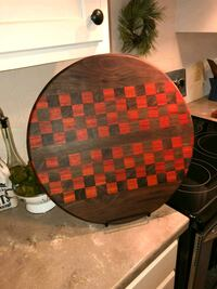 Walnut añd Padauk hardwood cutting boards Salemburg, 28385