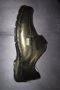 Hardytogs Black Leather Sue Shoes for Young Kids Toronto, M1R