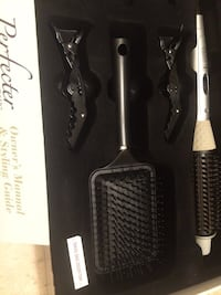 Curling Iron And Accessories  Edmonton, T6E 0N8