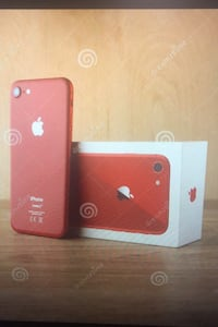 Red IPhone 8  Calgary, T2E 6Z8