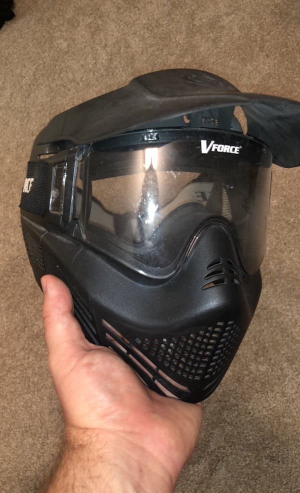 VForce Paintball Mask  04078a72-de7e-4c4f-a7bd-ea731021e529