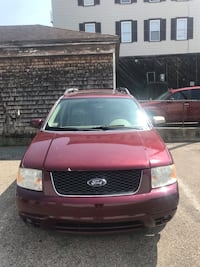 Ford - Freestyle - 2007 Woonsocket