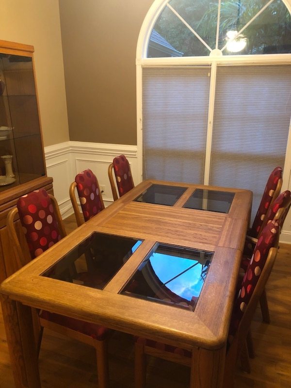 Cool Solid Oak Dining Table And Hutch Creativecarmelina Interior Chair Design Creativecarmelinacom