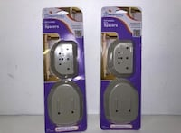 DREAMBABY SPACERS FOR RETRACTABLE BABY GATE (BNIB) Oshawa, L1K