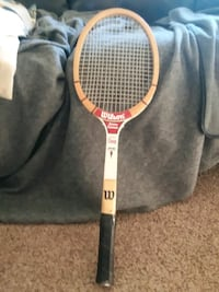VINTAGE WILSON JIMMY Connors Professional Champ Te Pardeeville, 53954