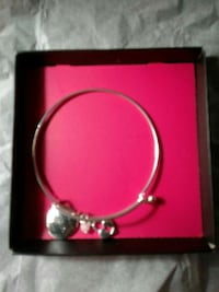silver bracelet in box Capitol Heights, 20743