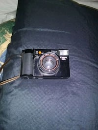 black Nikon Coolpix point-and-shoot camera Columbus, 31903