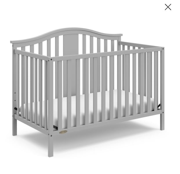 Graco selano convertible crib  0