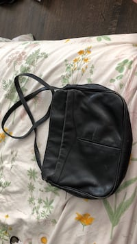 Derek Alexander black Genuine Leather Purse