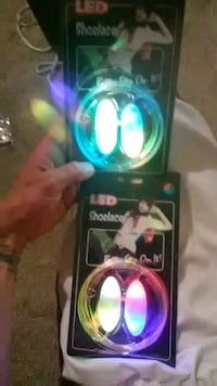 Wow led led light up shoe strings Richmond, 47374